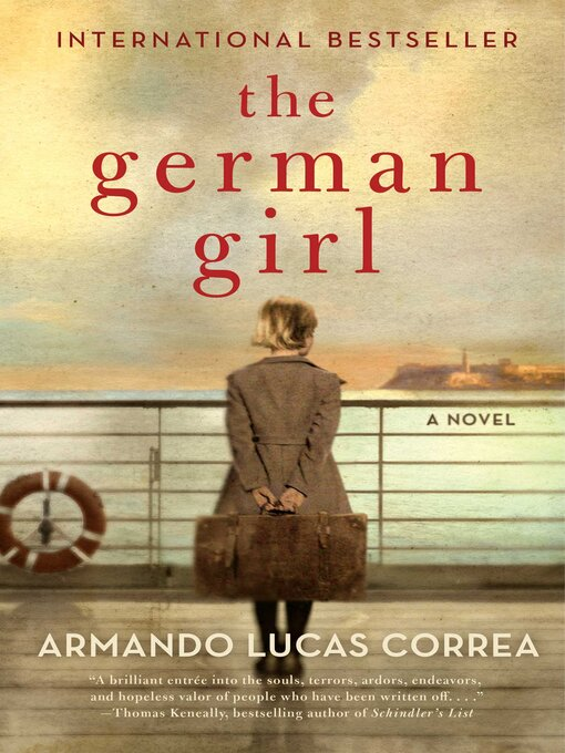 Title details for The German Girl by Armando Lucas Correa - Wait list