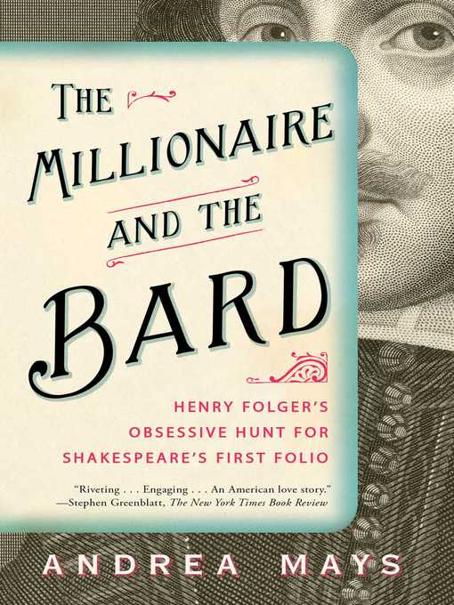 Title details for The Millionaire and the Bard by Andrea Mays - Available