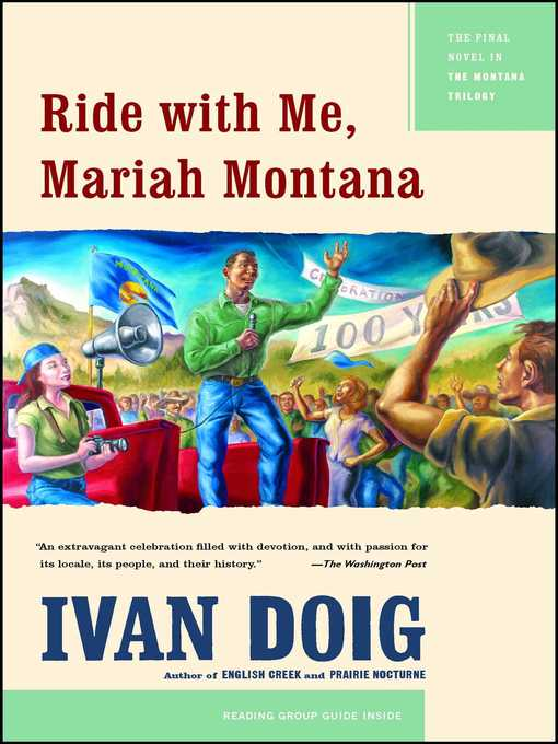 Title details for Ride with Me, Mariah Montana by Ivan Doig - Wait list
