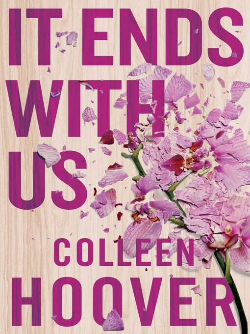 Title details for It Ends With Us by Colleen Hoover - Wait list