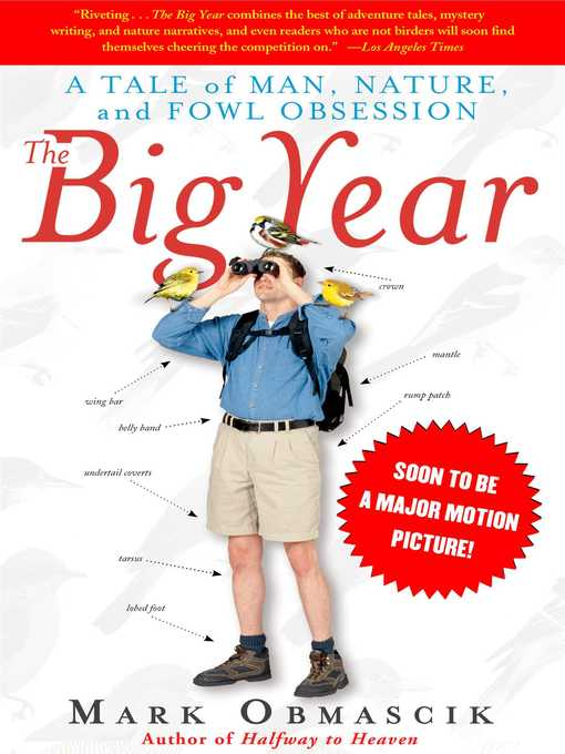 Title details for The Big Year by Mark Obmascik - Available