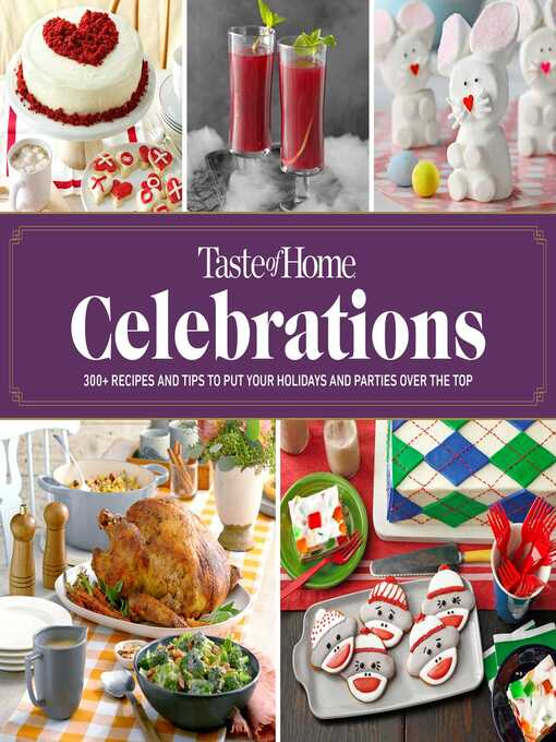 Taste of Home Celebrations