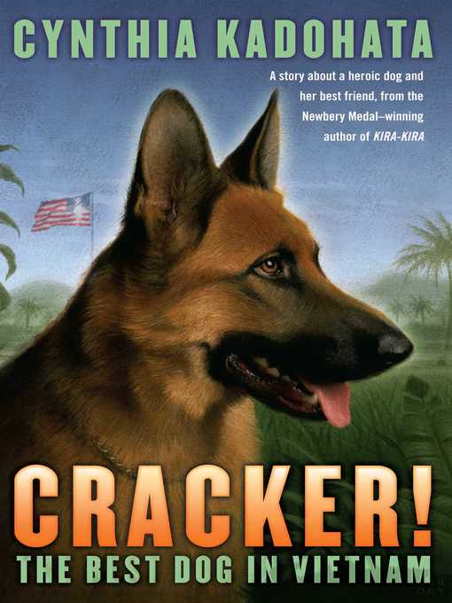 Title details for Cracker! by Cynthia Kadohata - Available