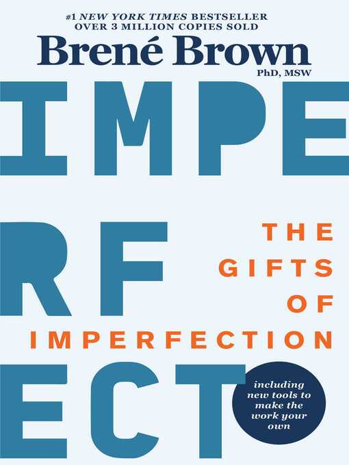 Title details for The Gifts of Imperfection by Brené Brown - Available