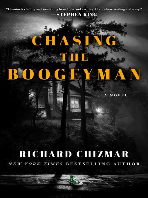 Title details for Chasing the Boogeyman by Richard Chizmar - Wait list