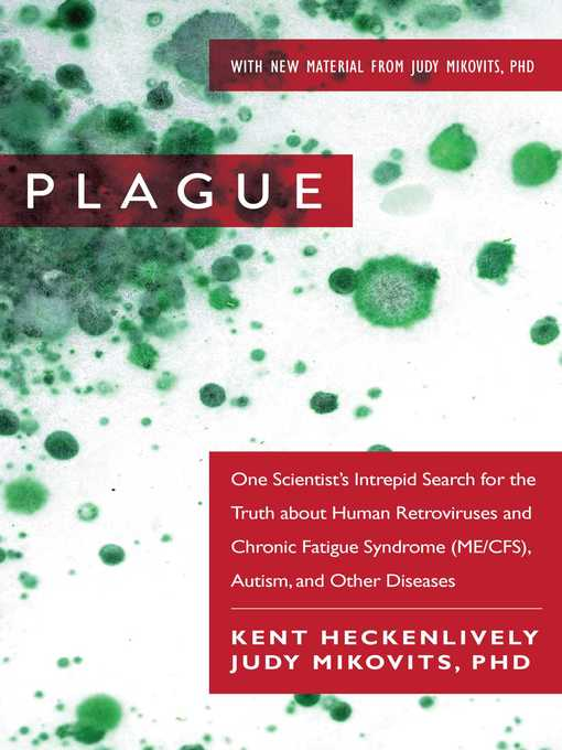 Title details for Plague by Kent Heckenlively - Wait list
