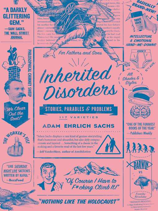 Title details for Inherited Disorders by Adam Ehrlich Sachs - Available