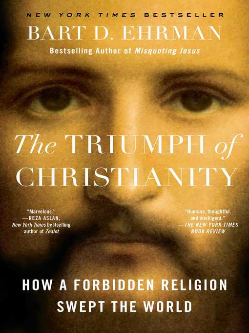 Title details for The Triumph of Christianity by Bart D. Ehrman - Wait list