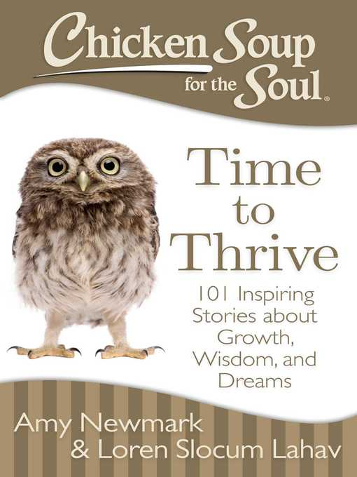 Title details for Time to Thrive by Amy Newmark - Wait list