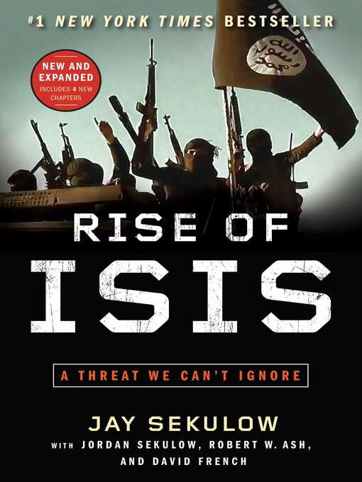 Title details for Rise of ISIS by Jay Sekulow - Wait list