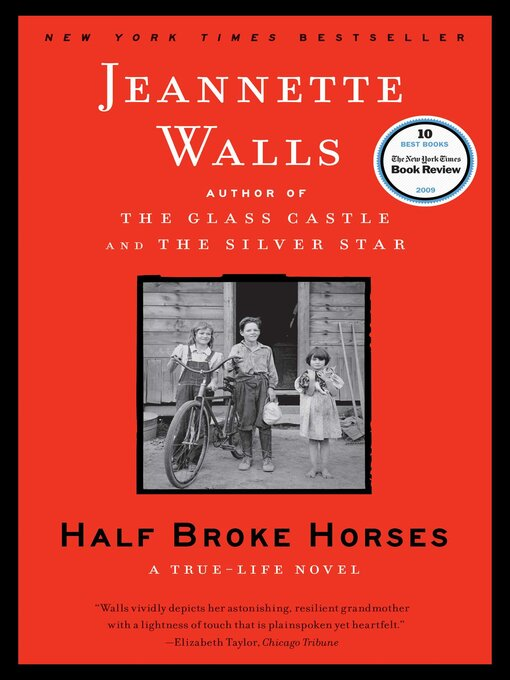 Title details for Half Broke Horses by Jeannette Walls - Available