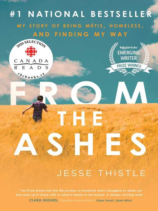 Title details for From the Ashes by Jesse Thistle - Wait list