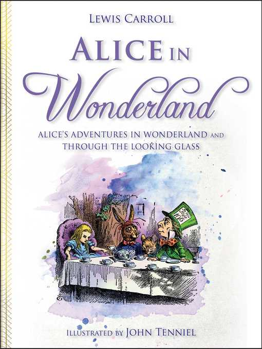 Title details for Alice in Wonderland by Carroll - Available