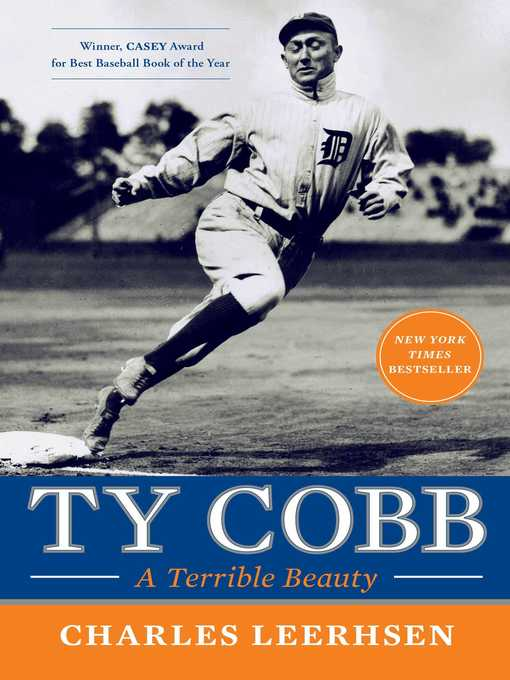 Title details for Ty Cobb by Charles Leerhsen - Wait list