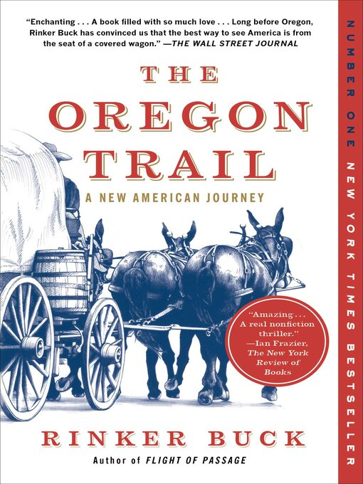 Title details for The Oregon Trail by Rinker Buck - Available
