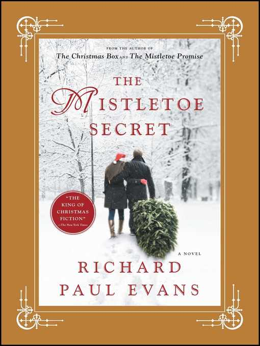Title details for The Mistletoe Secret by Richard Paul Evans - Available