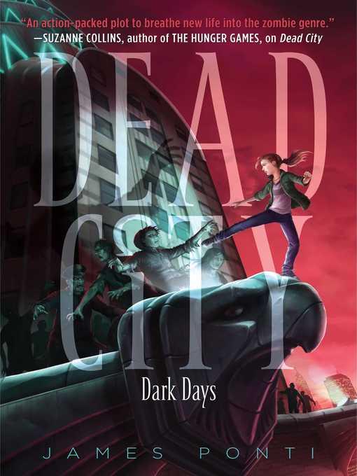 Title details for Dark Days by James Ponti - Wait list