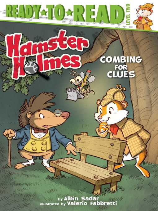 Hamster Holmes, Combing for Clues