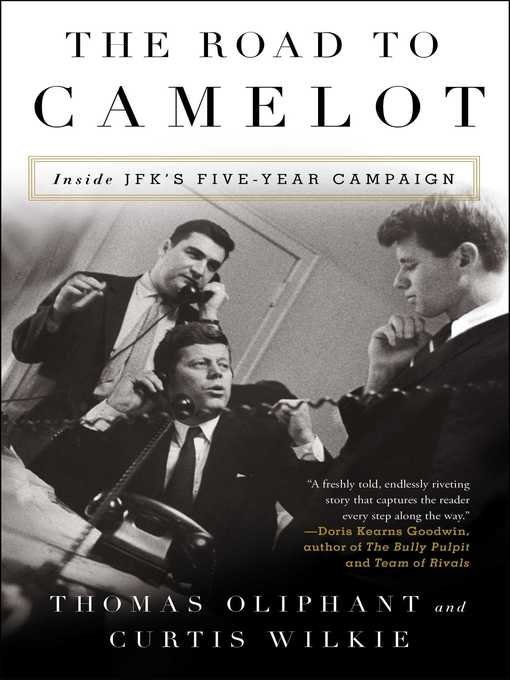 Cover of The Road to Camelot