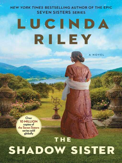 Title details for The Shadow Sister by Lucinda Riley - Wait list