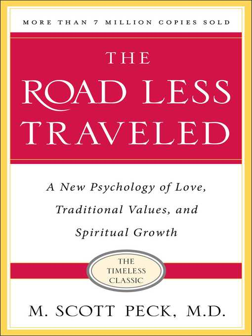 The road less traveled los angeles public library overdrive title details for the road less traveled by m scott peck wait list fandeluxe Ebook collections