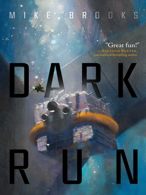 Title details for Dark Run by Mike Brooks - Wait list