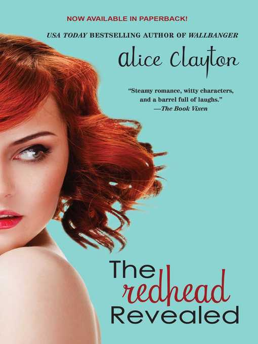 Title details for The Redhead Revealed by Alice Clayton - Wait list