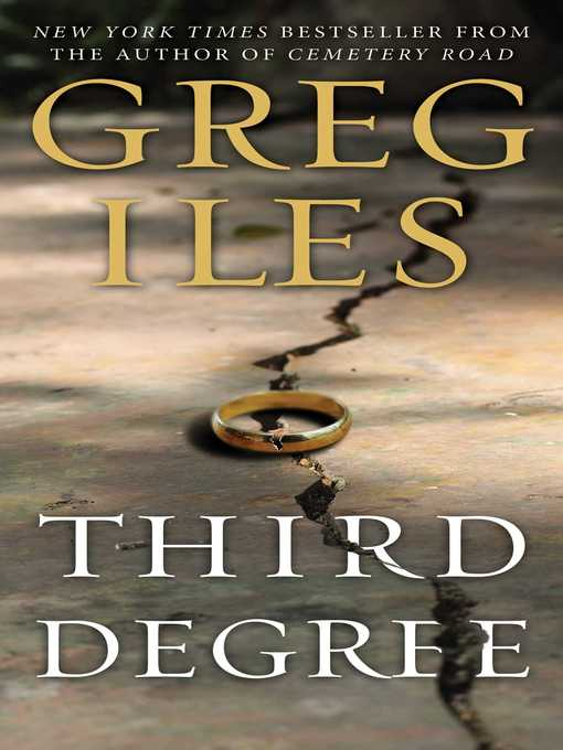 Title details for Third Degree by Greg Iles - Wait list