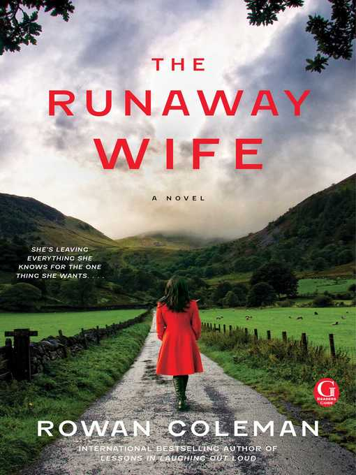 Title details for The Runaway Wife by Rowan Coleman - Wait list