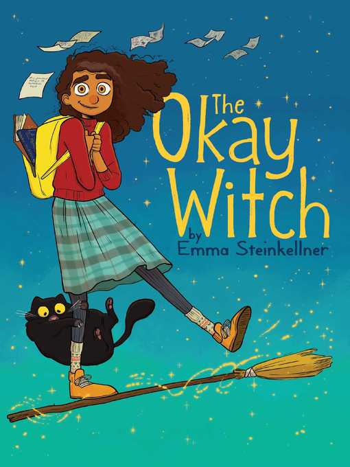 Title details for The Okay Witch by Emma Steinkellner - Available