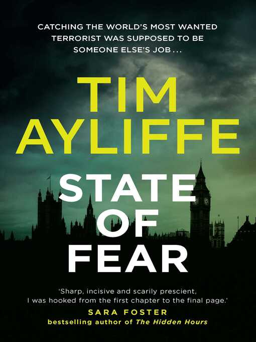 Title details for State of Fear by Tim Ayliffe - Wait list