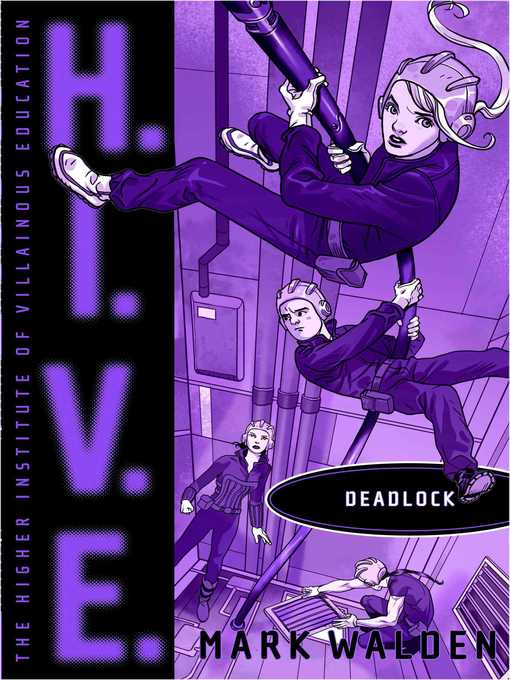 Title details for Deadlock by Mark Walden - Wait list