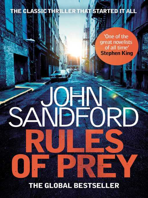 Title details for Rules of Prey by John Sandford - Available
