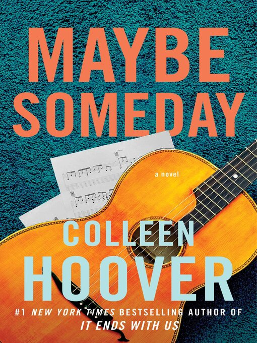 Title details for Maybe Someday by Colleen Hoover - Wait list