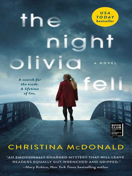 Cover of The Night Olivia Fell