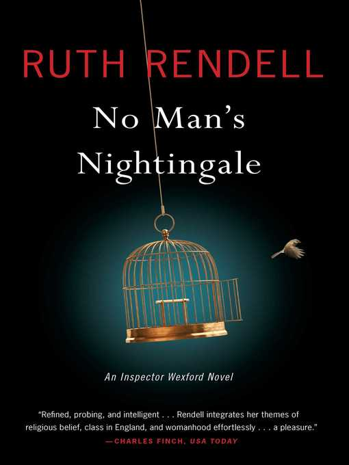 Title details for No Man's Nightingale by Ruth Rendell - Wait list