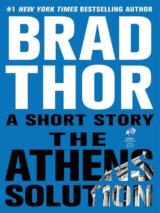 Title details for The Athens Solution by Brad Thor - Wait list