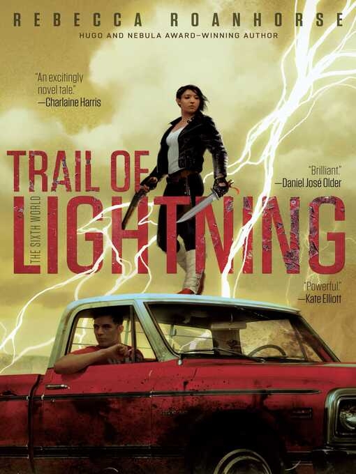 Title details for Trail of Lightning by Rebecca Roanhorse - Wait list