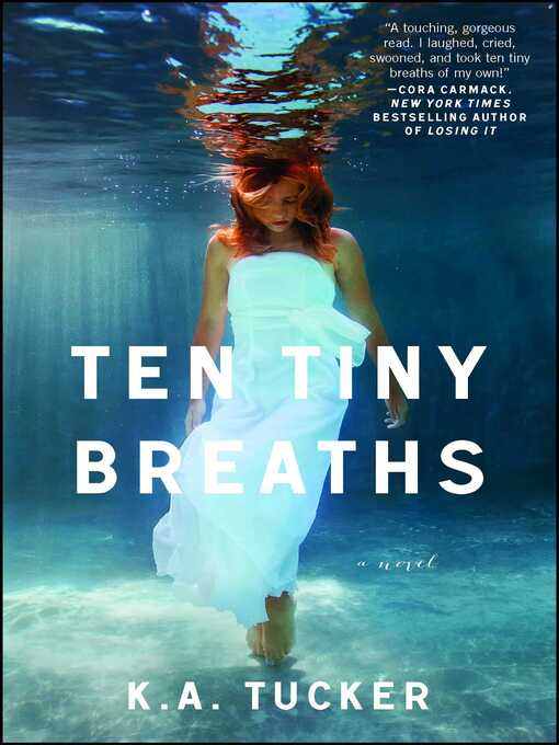 Title details for Ten Tiny Breaths by K.A. Tucker - Wait list