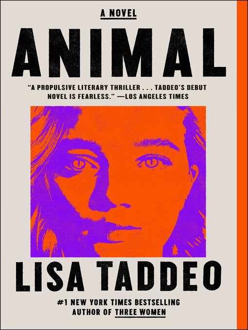 Title details for Animal by Lisa Taddeo - Wait list