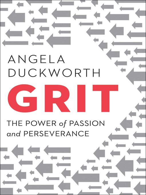 Title details for Grit by Angela Duckworth - Wait list