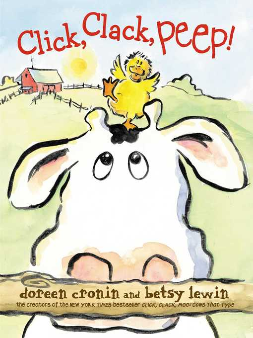 Cover image for Click, Clack, Peep!