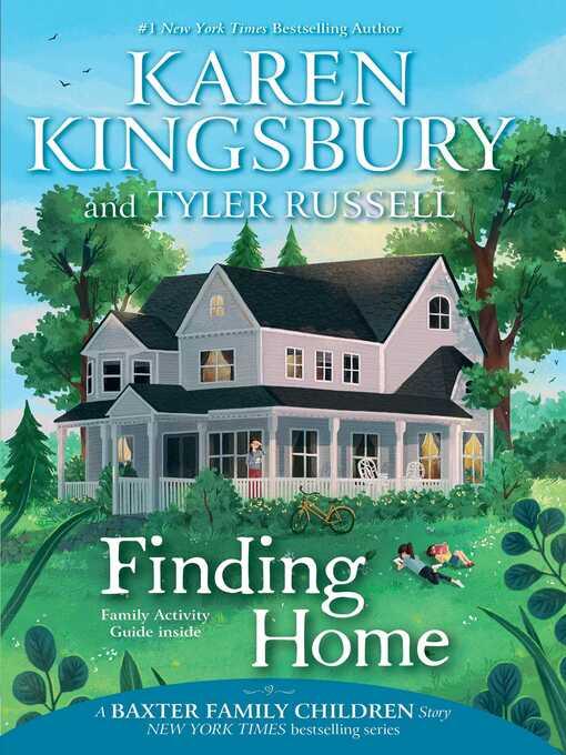 Title details for Finding Home by Karen Kingsbury - Wait list