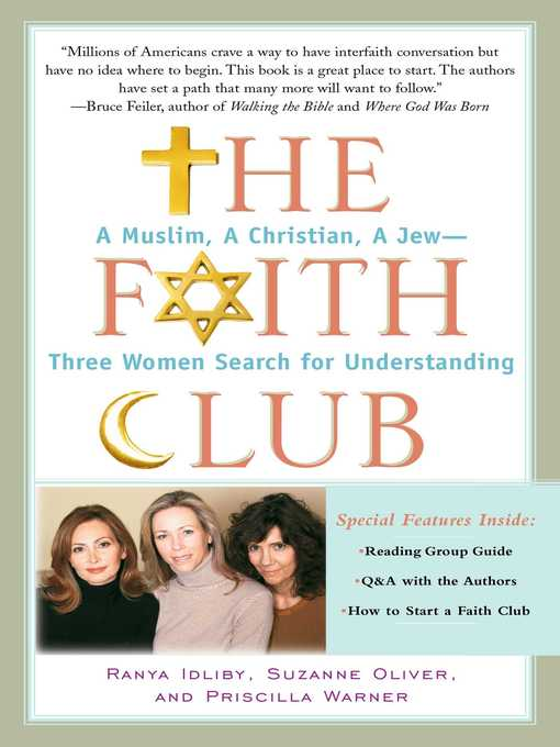 Title details for The Faith Club by Ranya Idliby - Wait list