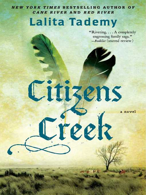 Title details for Citizens Creek by Lalita Tademy - Wait list