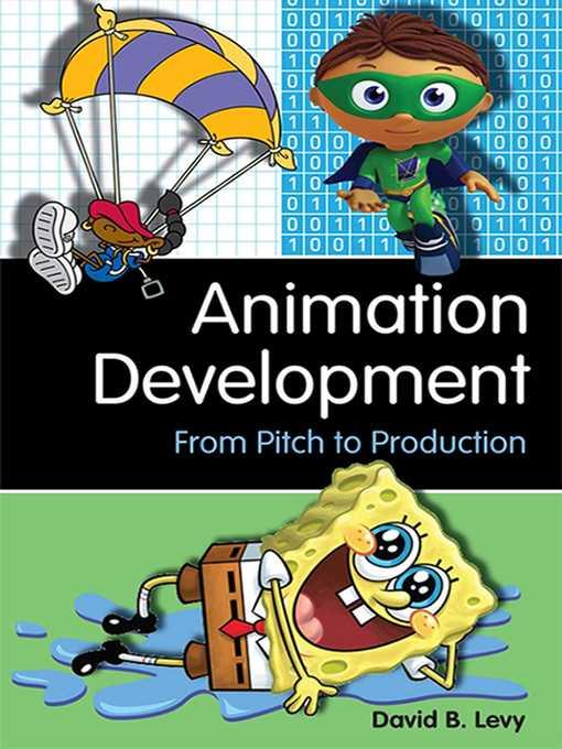 Title details for Animation Development by David B. Levy - Wait list