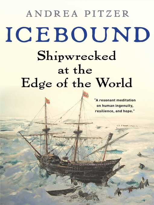 Title details for Icebound by Andrea Pitzer - Wait list