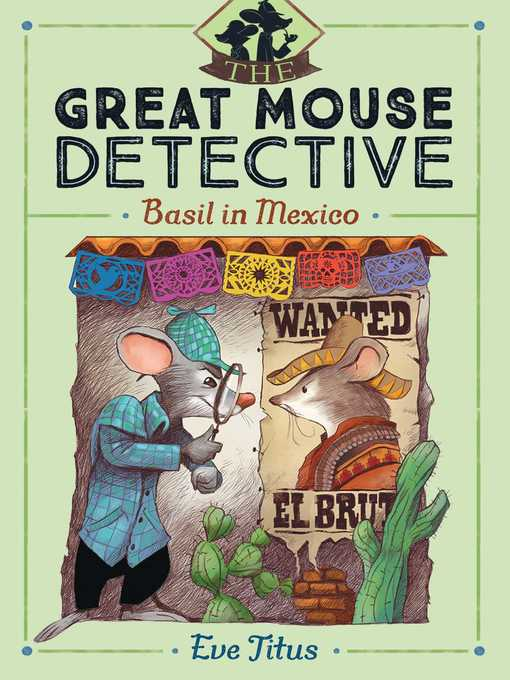 Cover image for Basil in Mexico