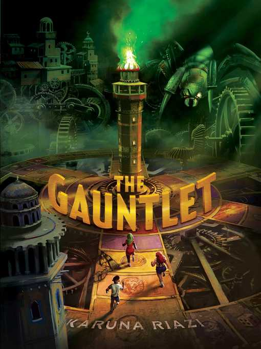 Title details for The Gauntlet by Karuna Riazi - Wait list
