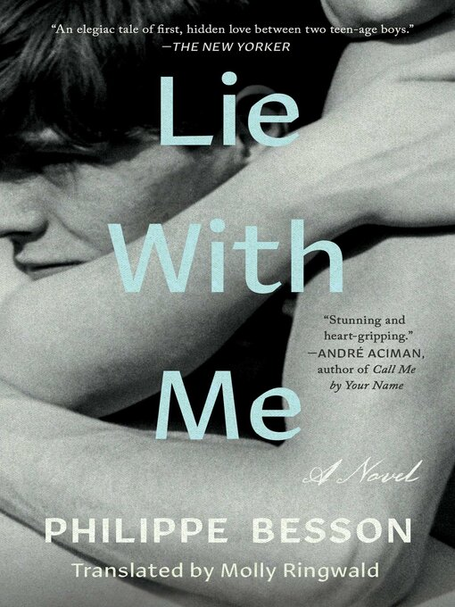 Title details for Lie With Me by Philippe Besson - Wait list